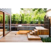 Buy cheap Air conditioned Buildings 10mm 12mm Swimming Pool Glass Fence Around Pool Safe Fencing product