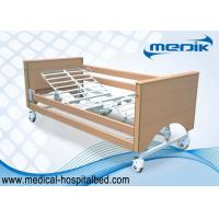 Buy cheap Five Functions Electric Nursing Care Bed product