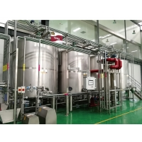 Buy cheap Double Circuits 500L Fruit Juice CIP Cleaning Tanks product