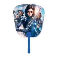 Buy cheap Promotion 3D Lenticular Printing Service 0.65mm PET 3D Lenticular Hand Fans product