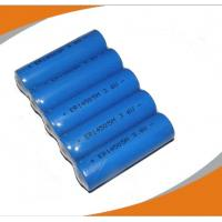 Buy cheap  Low Internal Resistance 3.6V 2000mAh Battery for Underwater weapon, GPS system product