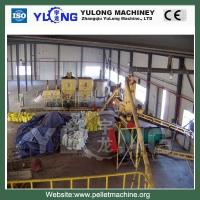 Buy cheap chicken-manure-granulating-production-line-granulating-disc-fertilizer-granulator product