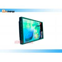 Quality 24 Inch Full HD Open Frame LCD Monitor , VGA DVI Color TFT Display Module for sale