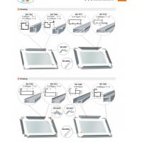 Buy cheap Indian aluminium shutter profile ,aluminium profile for kitchen cabinets from wholesalers