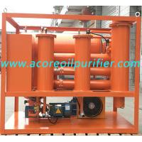 Buy cheap Turbine Oil Filtration Equipment with Varnish Removal System,Oil Dehydration from wholesalers