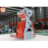 Buy cheap Poultry Layer Chicken Bird Small Pellet Making Machine , Mash Animal Feed Plant Machinery product