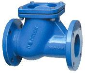 Buy cheap High Performance 150lbs - 900lbs Ductile Cast Iron API NRV Check Valves product