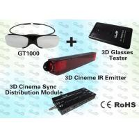 Buy cheap Polarised 3D Computer Glasses and Emitter for Education  product