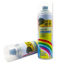Buy cheap Wood Plastic Black Spray Paint Acrylic Based 400ml product