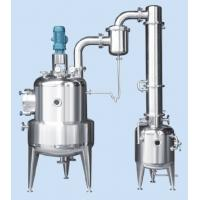 Buy cheap SUS304 / 316L Dairy Processing Vacumm Decompressing Concentractor Compact Structure product