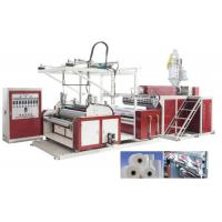 Buy cheap HDPE / LDPE Stretch Film Machine For 3 Layers , Film Width 500 - 1500mm product