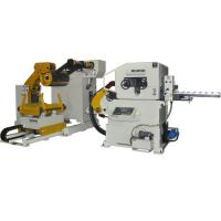 Buy cheap High Accuracy Decoiling And Straightening Machine Low Melting Point Alloy Stamping product