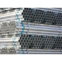 Quality Round Seamless Steel Tube , DIN 2391 Galvanized Annealed Cold Drawn Steel Pipe for sale