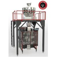 Buy cheap IMQL-W SERIES Quadseal Packaging Machine with Multihead Weig product