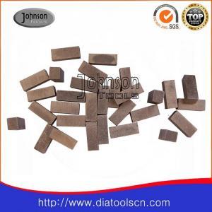 Buy cheap Johnson Tools Stone Cutting Tools Diamond Segments 300-3500mm product