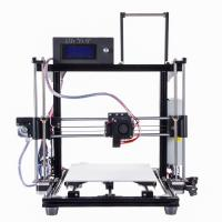 Buy cheap Fastest Aluminum diy Desktop 3d printer machine , More Stable 3 dimensional Printer product
