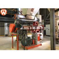Buy cheap Livestock Animal Feed Manufacturing Plant , Cooler Machine Pellet Making Equipment product