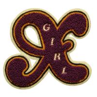 Buy cheap chenille embroidery patch product