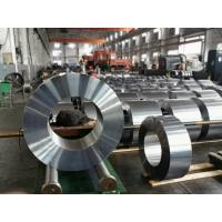 Buy cheap High Precision Forging Stainless Steel , OEM Forged Steel Round Bar from wholesalers
