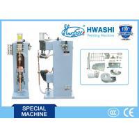 Buy cheap Hwashi 1 year warranty 50K Pneumatic AC Pulse Spot Welding Machine with low price product