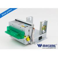 Quality All In One Small Kiosk Thermal Receipt Printer 80mm  Panel Mounting For Fiscal for sale