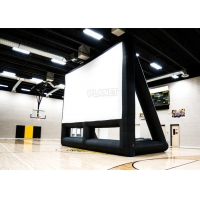 Buy cheap Commercial Outdoor Giant Movie screen Inflatable Projector Movie Screen With Blower product