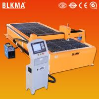 Buy cheap galvanized sheet metal plasma flame cnc cutting machine for sale product