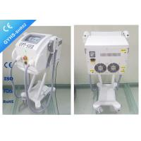 Buy cheap Double Handpiece IPL SHR Hair Removal Machine ,  Fast Light Shots IPL Treatment Machine product