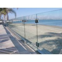 Buy cheap Baby Balustrade DIY Glass Pool Fencing Baby Guard Rail product