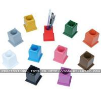 Buy cheap Set of 11 Colored Pencil Holders Crafts  Educational &nbsp product