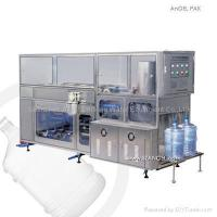 Buy cheap 3 & 5 gallon bottle filling machine product