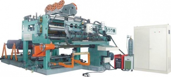 Quality Foil Coiling Machine (Double)1400 for sale