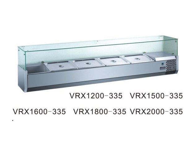 Quality Commercial refrigerator VRX1200-335、VRX1600-335、VRX1800-335、VRX1500-335、VRX2000-335 for sale