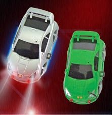 Quality Mini car style toy walkie talkie>>OM-218 for sale