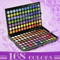 Buy cheap 168 colors eyeshadow product