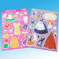 Buy cheap Magnetic Toys Dress-up Magnet Sets product