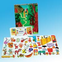 Buy cheap Magnetic Toys Magnetic Flip Book product