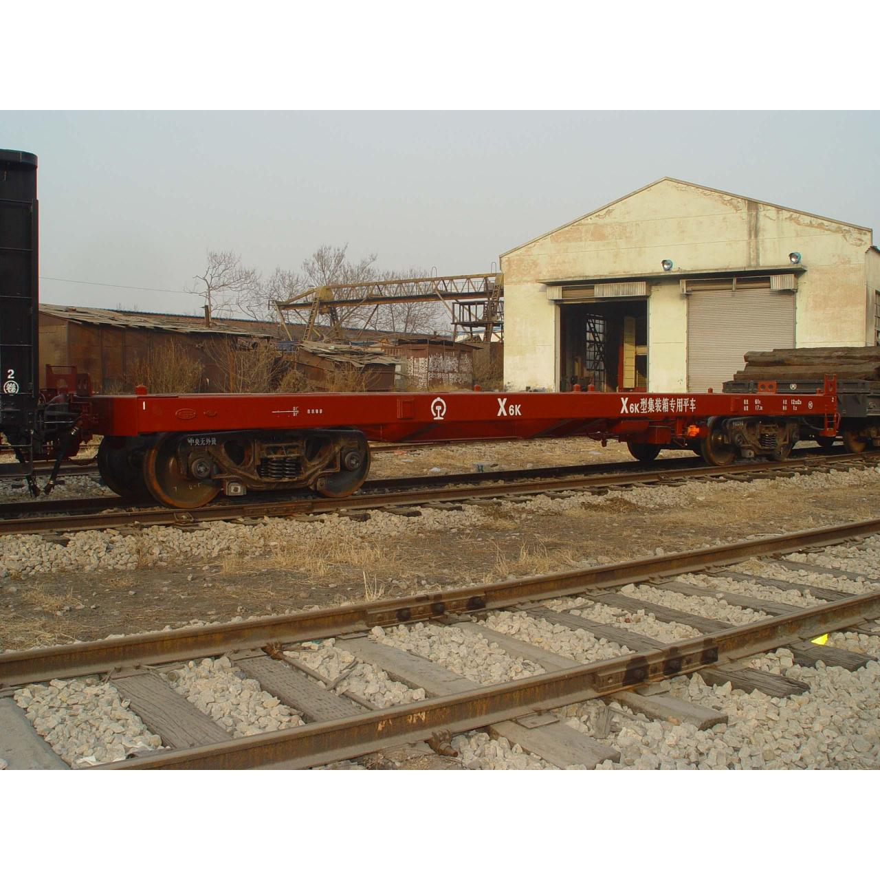 Buy cheap X6K Container Flat Wagon product