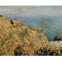 Buy cheap Impressionist(3830) The_Fisherman-s_House_at_Varengeville product