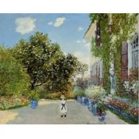 Buy cheap Impressionist(3830) The_Artist-s_House_at_Argenteuil product