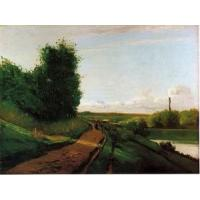 Buy cheap Impressionist(3830) The_Banks_of_the_Marne product