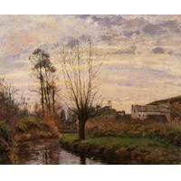 Buy cheap Impressionist(3830) Landscape_with_Small_Stream product