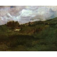 Buy cheap Impressionist(3830) Tuscan_Landscape product