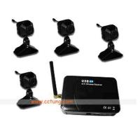 Buy cheap 811P4 Wireless USB Quad receveier with camera product