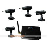 Buy cheap 830P4 Wireless USB Quad receveier with camera product