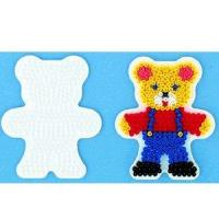 Buy cheap FUSION BEADS Midi Hama Bead Teddy Bear Pegboard product