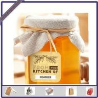 Buy cheap New Design Adhesive Printed Honey Sticker Label for Glass Bottle product