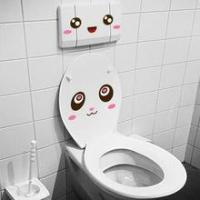 Buy cheap Toilet Sticker Waterproof Toilet Sticker product