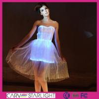 Buy cheap Light up women clothes YQ-42 luminous party dress product