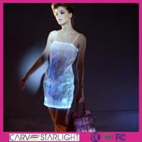 Buy cheap Light up women clothes YQ-39 luminous dance dress product